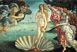 Title The Birth of Venus