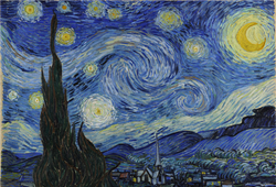 Title The Starry Night